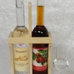 Damassine et liqueur de damasson